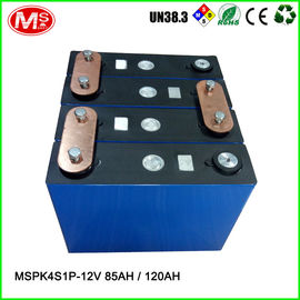 China Lithium Golf Buggy Batteries , Lifepo4 Golf Cart Battery Long Cycle Life MS4S1P supplier