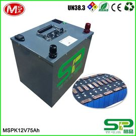 China 12V 24V LiFePO4 EV Car Battery Storage , Lithium Battery For Electric Car supplier