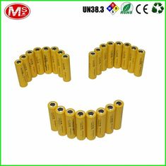 China 18650 Rechargeable Battery 2500mAh 3.7 Volt Lithium Ion Battery For Electric Bike supplier