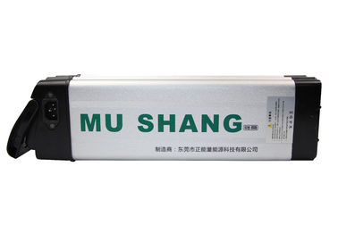 China 48 Volt Electric Bicycle Battery / LiFePO4 Rechargeable 18650 Li-Ion Battery Pack factory