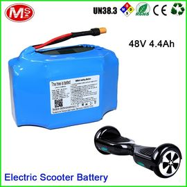China 48V 4.4Ah E Bike Battery Pack , Self Balance Hoverboard Samsung Battery factory
