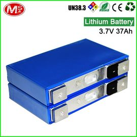 China Lithium LiFePO4 Prismatic Battery Pack High Capacity 2000 Times Cycle life factory