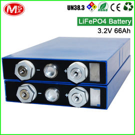 China Sightseeing Bus High Density Lithium Ion Battery LiFePO4 Prismatic Style distributor