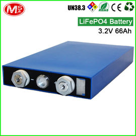 China High Capacity LiFePO4 Prismatic Battery 3.2V 66Ah For Backup Power Storage factory
