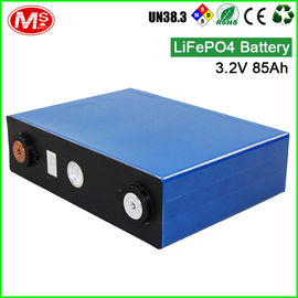 China High Energy 60V Prismatic Battery Cell , 3.2 Volt Lifepo4 Battery For Electric Paraglider distributor