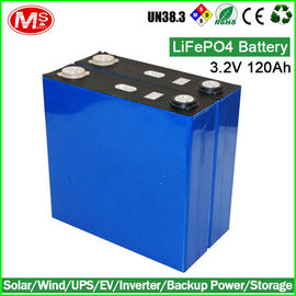 China Prismatic Lithium Ion Golf Cart Batteries / LiFePO4 12 Volt Lithium Golf Cart Battery distributor