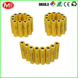 China Highly Effective Cylindrical A123 Battery Cells For Lawn Lights / Emergency Light distributor