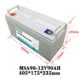 China Medical Equipment LiFePO4 Battery Backup For Camping 12V Lead Acid Replacement factory