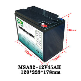 China High Capacity 12 Volt Lithium Battery Pack Electric Tools Power Supply Customized distributor