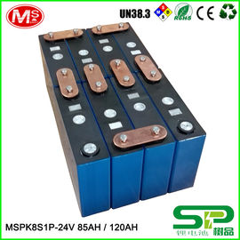 China Lifepo4 Lithium Ion Golf Cart Batteries / 24V Electric Golf Trolley Batteries factory