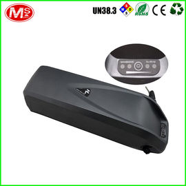 China Black Li-Ion 36v 10ah Electric Bike Battery For Big Cat Bikes TLH-EV032 factory