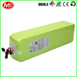 China Rechargeable E Bike Battery Lithium 18650 Battery Pack For 3 Wheels Chair distributor
