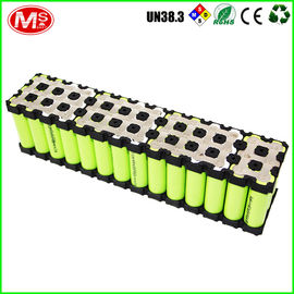 China OEM 12 Volt 18650 Battery Pack , 18650 Ev Battery Pack 8.8Ah - 17Ah Capacity distributor